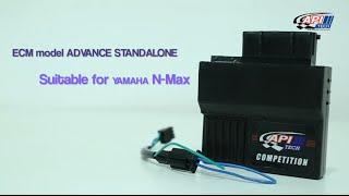 Download ขั้นตอนการติดตั้งกล่อง API standalone YAMAHA N-MAX Video
