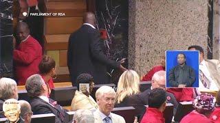 Download Massive Chaos: Deputy Speaker Tsenoli Break All The Rules In Parliament Video