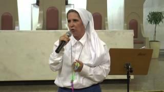 Download Irmã Zélia Garcia Ribeiro / ″Ave Maria, escuta-me″ - 13/01/15 Video
