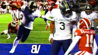 Download Mater Dei VS St John Bosco BATTLE FOR #1 SPOT! Top 2 UNDEFEATED Teams in NATION Go Head To Head! Video