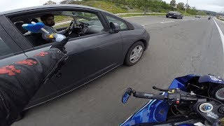 Download FIGHT at an intersection!!! - Meeting The Kleb Video