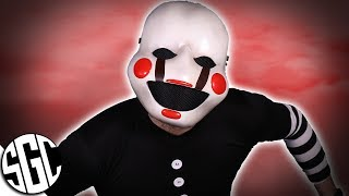 Download FNAF Puppet Master Real Life Hide N Seek Video