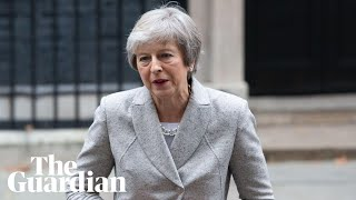 Download Theresa May makes statement after Tory MPs trigger vote of no confidence – watch live Video