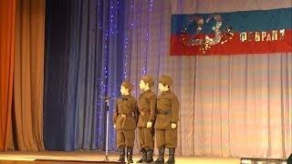 Download Концерт посвящённый 23 февраля 2014 КОНАКОВО Video