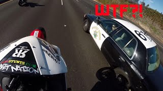 Download Motorcycle Stunters VS. Cops Compilation #2 - FNF Video