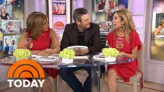 Download Blake Shelton Answers True Or False Questions: Blake Or Fake? | TODAY Video