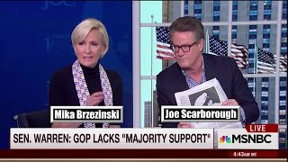 Download Mika Brzezinski on Elizabeth Warren: ″I love her, but I'm getting tired of this act″ Video