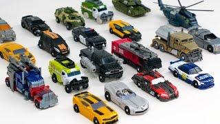 Download Mini Size Transformers Cyberverse Legion Commander Class 20 Vehicles Robot Car Toys Video