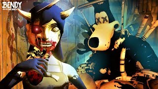 Download What did Alice do to Boris in BATIM Chapter 4? (Bendy & the Ink Machine Theories) Video