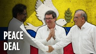 Download The Colombia-FARC Peace Deal Explained Video