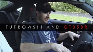 Download Deep Drives with Turbowski | Shelby GT350R Video