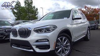 Download 2018 BMW X3 2.0 L Turbocharged 4-Cylinder Review Video