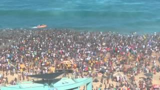 Download Durban Beachfront - 1 January 2014 New Years Video