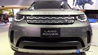 Download 2017 Land Rover Discovery HSE Si6 - Exterior and Interior Walkaround - 2017 Montreal Auto Show Video
