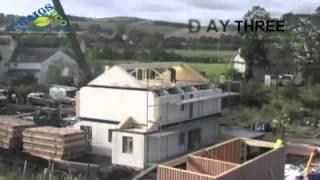 Download Строительство дома с продукцией Steico. Дом под ключ. Video