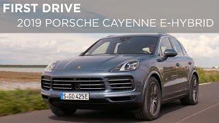 Download First Drive | 2019 Porsche Cayenne E Hybrid | Driving.ca Video