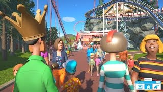 Download BECOMING A GUEST OF MY OWN PARK! - PLANET COASTER #16 Video