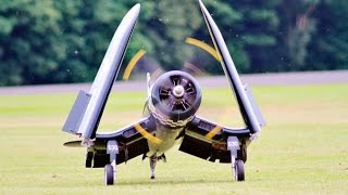 Download MOKI POWERED RC WARBIRDS ″GROWL″ ACROSS LMA RAF COSFORD - 2016 Video