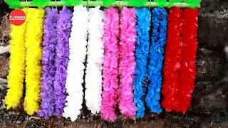 Download DIY BUNGA GANTUNG DARI KANTONG PLASTIK KRESEK BEKAS | PLASTIC BAG FLOWER HANGING Video