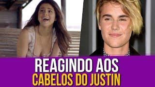 Download Selena Gomez Reage aos Cabelos do Justin Bieber Video
