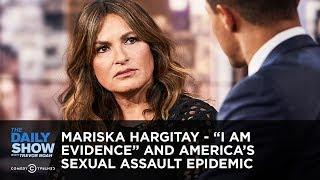 Download Mariska Hargitay - ″I Am Evidence″ and America's Sexual Assault Epidemic | The Daily Show Video