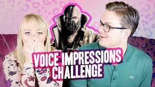 Download VOICE IMPRESSIONS CHALLENGE Video