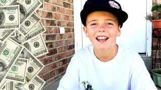 Download How To Make Money Mowing Lawns (As A Kid) Video