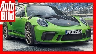 Download Porsche 911 GT3 RS (2018) Details/Erklärung Video