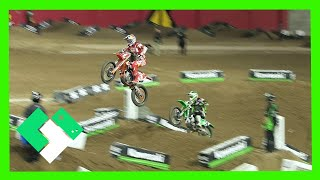 Download SUPERCROSS GLENDALE 2016 (2.6.16 - Day 1407) | Clintus.tv Video