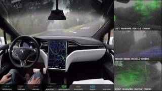 Download Autopilot Full Self Driving Demonstration Nov 18 2016 Realtime Speed Video