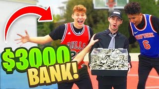 Download We Played BANK NBA Basketball Challenge With REAL MONEY ( $3,000 ) Video