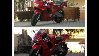 Download Honda CBR 600 F2 rebuild on CBR 954RR Video