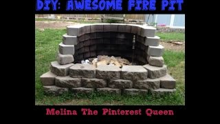 Download DIY: Awesome Fire Pit Video