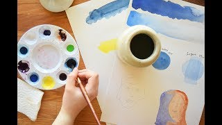 Download My Top 5 Tips for Watercolor Beginners :) Video