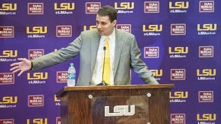 Download Will Wade introduced as new men's basketball coach   FULL PRESSER Video