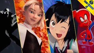 Download Comic Book Origins of The New Spider-Verse Heroes Video