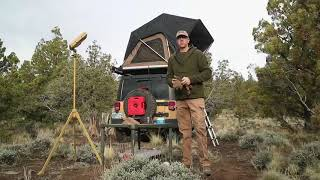 Download Jeep Camping Overland Style - Remote Oregon High Desert Trip - Pt 2 Video