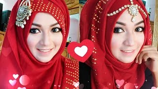 Download EidLook Makeover & Hijab tutorial | ParizaaD Video