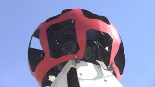 Download Google Street View Car Video