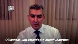 Download Miqrasiya xidmətinin rəisi canlı yayımda nələrdən danışıb? - Ən maraqlı məqamlar Video