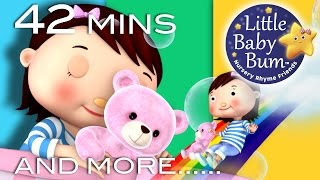 Download Bedtime Songs | Lullabies | Nursery Rhymes | 42 Minutes from LBB! ″Shhh...Goodnight!″ Video