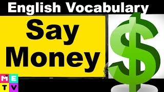 Download How toSay Money in English 💰💰   You Need to Learn This! Video