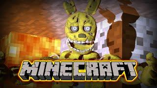 Download If Springtrap Haunted Minecraft (Minecraft/GMOD Machinima) Video