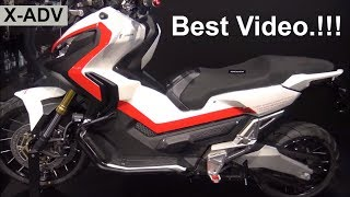 Download The Honda X-ADV off Road Scooter 2018 - Best Video.!!! Video