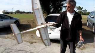 Download RC Scratchbuilt Glider Video