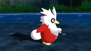 Download Hidden Broken Delibird! Pokemon Sun and Moon RU Wifi Batte #97 Vs. Pam (1080p) Video