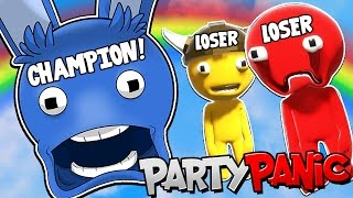 Download CHAMPION OF THE BEST MULTIPLAYER GAME!!   Party Panic [#2] Video