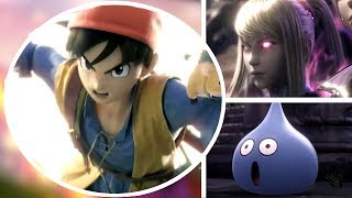 Download Super Smash Bros. Ultimate All New Characters: Dragon Quest Heroes (DLC) Video