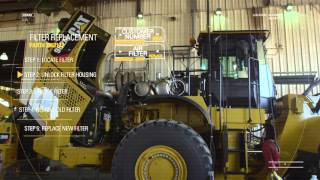 Download Augmented Reality Brings Data to Life at Caterpillar Video