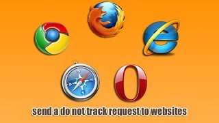 Download send a do not track request to websites Video